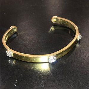 Henri Bendel Gold Bracelet